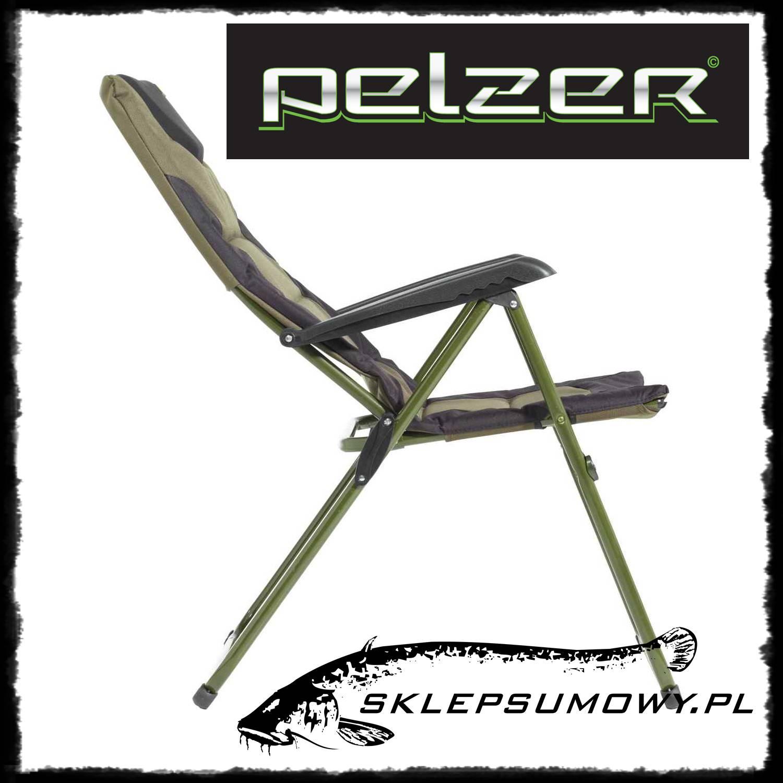 Krzesło Executive Lounge Chair Pelzer